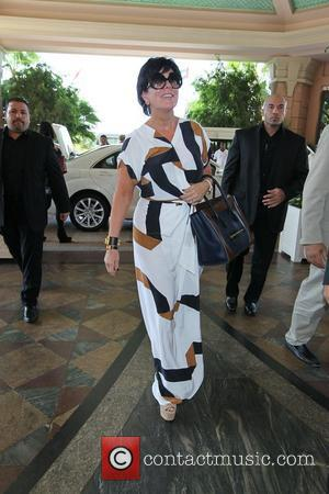 kris jenner and Palms Hotel