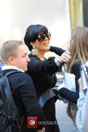 kris jenner and NBC