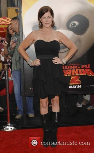 Marcia Gay Harden  Los Angeles premiere of 'Kung Fu Panda 2' held at Grauman's Chinese Theatre Los Angeles, California...