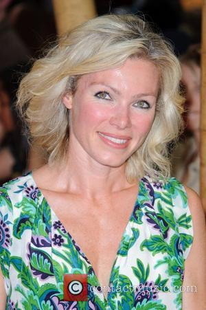 Nell McAndrew Kung Fu Panda 2 premiere at Westfield - Arrivals London, England- 05.06.11