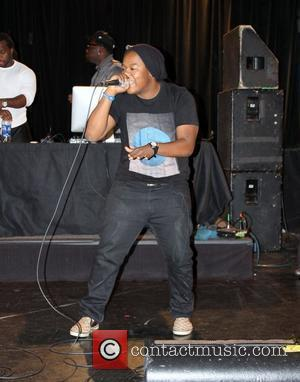Kyle Massey performs with his brother Christopher Massey at The Roxy in West Hollywood Los Angeles, California - 26.10.11