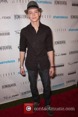 Cameron Monaghan Emmy Rossum and William H. Macy Host Los Angeles Confidential Magazines's Pre-Emmy Party at the London West Hollywood...