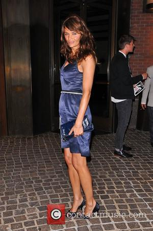 Helena Christensen  Gucci & The Cinema Society with The Film Foundation present a screening of La Dolce Vita -...