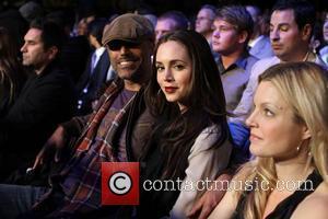 Rick Fox, Clare Kramer and Eliza Dushku