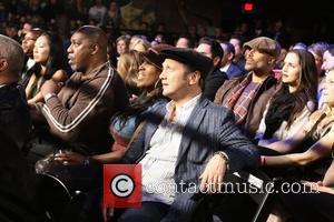 Rob Schneider World Series Of Boxing Season 2 - L.A. Matadors VS Astana Arlans - Inside held at the Music...