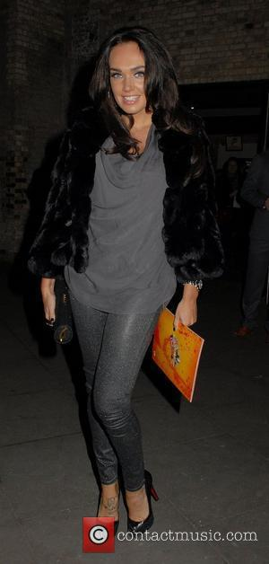 Tamara Ecclestone,  La Soiree press night held at The Roundhouse - Arrivals. London, England - 28.11.11