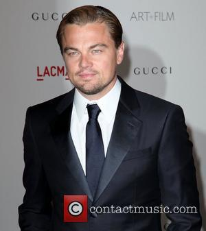 Leonardo DiCaprio  LACMA's Art And Film Gala Honoring Clint Eastwood And John Baldessari at LACMA Los Angeles, California -...