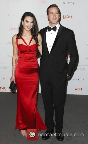 Armie Hammer  LACMA's Art And Film Gala Honoring Clint Eastwood And John Baldessari at LACMA Los Angeles, California -...