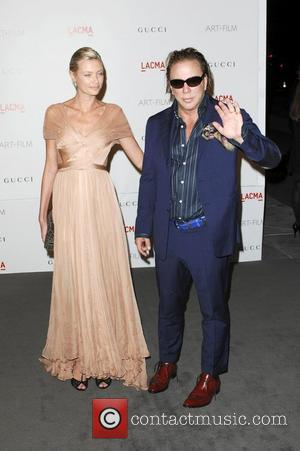 Mickey Rourke Requires Tendon Implant After Arm Wrestling Injury