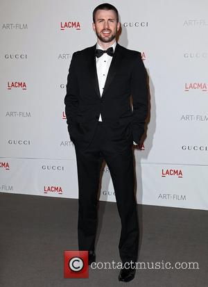 Chris Evans LACMA's Art And Film Gala Honoring Clint Eastwood And John Baldessari at LACMA Los Angeles, California - 27.11.05