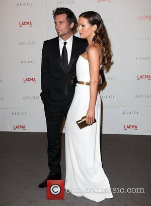 Len Wiseman and Kate Beckinsale LACMA's Art And Film Gala Honoring Clint Eastwood And John Baldessari at LACMA Los Angeles,...