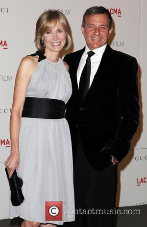 Willow Iger and Bob Iger LACMA's Art And Film Gala Honoring Clint Eastwood And John Baldessari at LACMA Los Angeles,...
