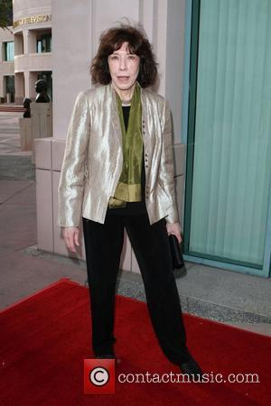 Lily Tomlin The Academy of Television Arts & Sciences presents �A Conversation With Ladies Who Make Us Laugh.� KIIS FM's...