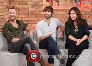 Charles Kelley, Dave Haywood and Hillary Scott