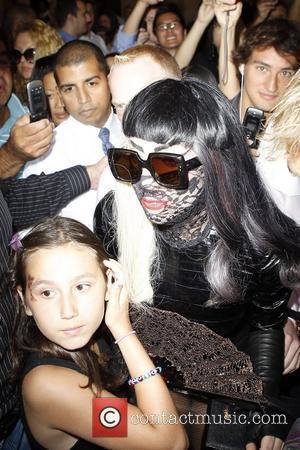 Lady Gaga's Meat Dress Raises A Stink