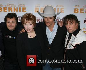 Jack Black, Matthew Mcconaughey, Richard Linklater and Shirley Maclaine