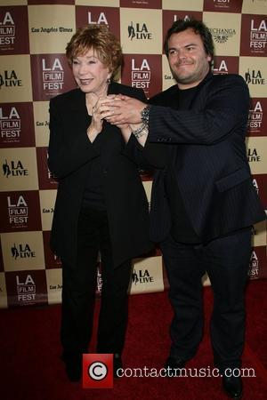 Shirley MacLaine and Jack Black 2011 Los Angeles Film Festival - Bernie Opening Night Premiere held at the Regal Cinemas...