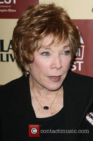 Shirley Maclaine Honoured At French Film Festival