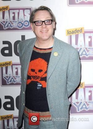 Vic Reeves  2011 Loaded Laftas awards at the Cuckoo Club - Arrivals London, England - 01.02.11