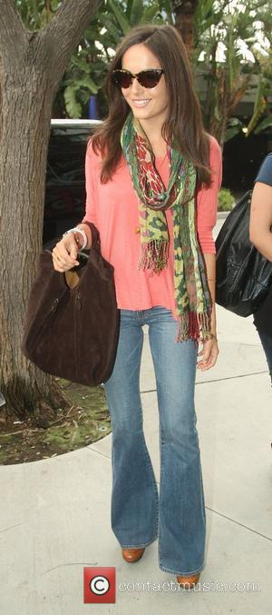 Camilla Belle,  arriving at the Staples Center for the Los Angeles Lakers against Denver Nuggets NBA basketball game. Los...
