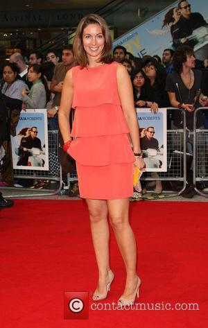 Emma Crosby 'Larry Crowne' UK premiere held at Westfield - Arrivals London, England - 06.06.11