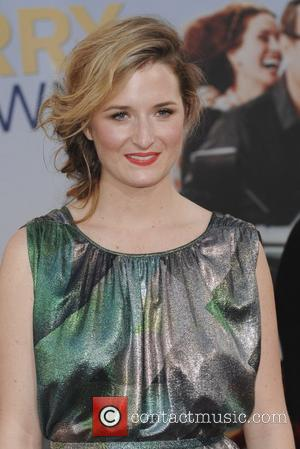 Grace Gummer 'Larry Crowne' Los Angeles Premiere at Grauman's Chinese Theatre Hollywood, California - 27.06.11