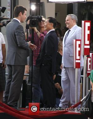 Brad Altman and George Takei 'Larry Crowne' Los Anglees Premiere at Grauman's Chinese Theatre - Arrivals  Hollywood, California -...