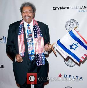 Don King  Larry King is honored at the 2011 Friars Club Testimonial dinner gala at the Sheraton New York...