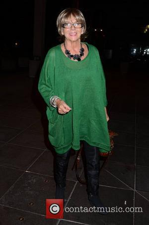 Actress Sue Johnston  outside the RTE Studios for 'The Late Late Show' Dublin, Ireland - 09.09.11