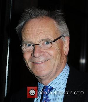 Jeffrey Archer leaving the RTE studios after appearing on The Late Late Show Dublin, Ireland - 13.05.11