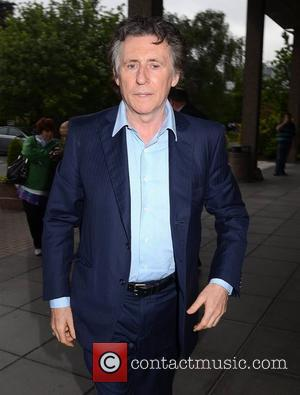 Gabriel Byrne Celebrities outside the RTE Studios for 'The Late Late Show' Dublin, Ireland - 27.05.11