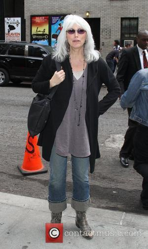 Emmylou Harris 'The Late Show with David Letterman' at the Ed Sullivan Theater - Arrivals  New York City, USA...