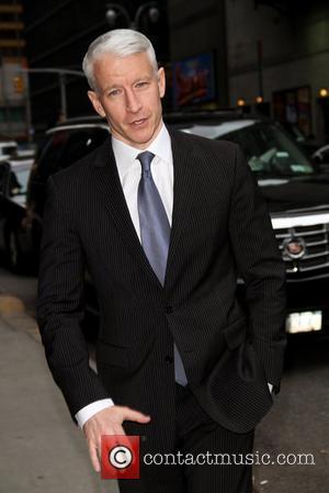 Anderson Cooper and Ed Sullivan