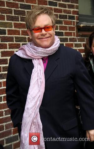 Elton John and Ed Sullivan