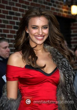 Irina Shayk and Ed Sullivan