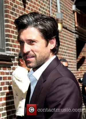 Patrick Dempsey 'The Late Show with David Letterman' at the Ed Sullivan Theater - Arrivals New York City, USA -...