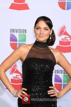 Blanca Soto and Grammy