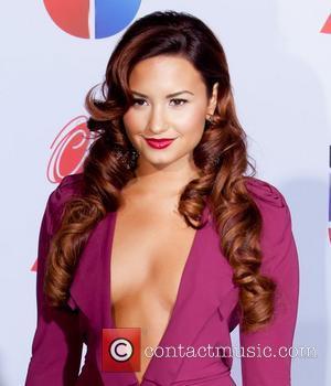 Demi Lovato and Grammy