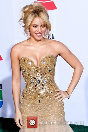 Shakira Backing Indian Education Drive