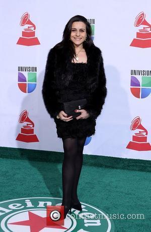 Andressa Martins  2011 Latin Grammy's at Mandalay Bay Resort and Casino Las Vegas - Arrivals Las Vegas, Nevada -...