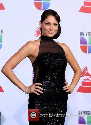 Blanca Soto  2011 Latin Grammy's at Mandalay Bay Resort and Casino Las Vegas - Arrivals Las Vegas, Nevada -...