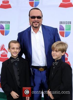Desmond Child  2011 Latin Grammy's at Mandalay Bay Resort and Casino Las Vegas - Arrivals Las Vegas, Nevada -...