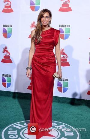 Lili Estefan  2011 Latin Grammy's at Mandalay Bay Resort and Casino Las Vegas - Arrivals Las Vegas, Nevada -...