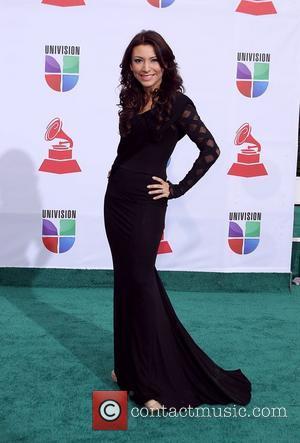 Lili Gil  2011 Latin Grammy's at Mandalay Bay Resort and Casino Las Vegas - Arrivals Las Vegas, Nevada -...