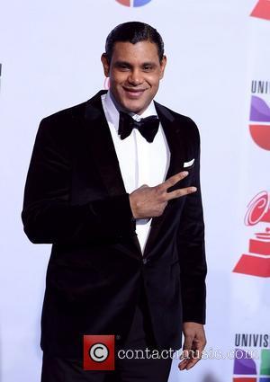 Sammy Sosa  2011 Latin Grammy's at Mandalay Bay Resort and Casino Las Vegas - Arrivals Las Vegas, Nevada -...