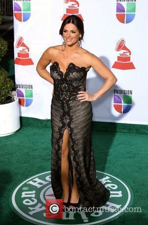 Barbara Bermudo 2011 Latin Grammy's at Mandalay Bay Resort and Casino - Arrivals Las Vegas, Nevada - 10.11.11