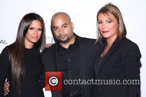 Jessy Terrero and Angie Martinez