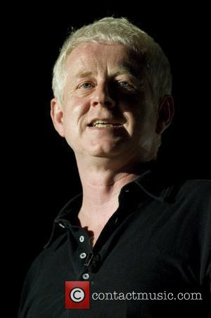 Richard Curtis  BAFTA Q&A session in the Film & Music tent at Latitude, a music and arts festival, set...