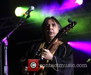 Os Mutantes performing on the Word Arena stage Latitude Music and Arts Festival held at the Henham Estate in Suffolk...