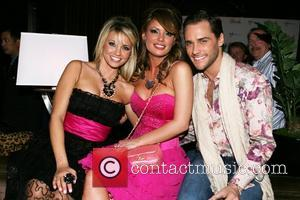 Angel Porrino, Josh Strickland, Las Vegas and Laura Croft